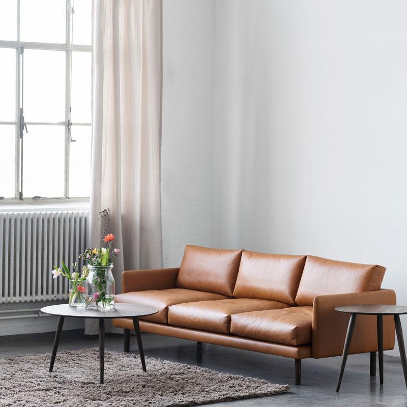Bruunmunch - EMO 3-pers. sofa