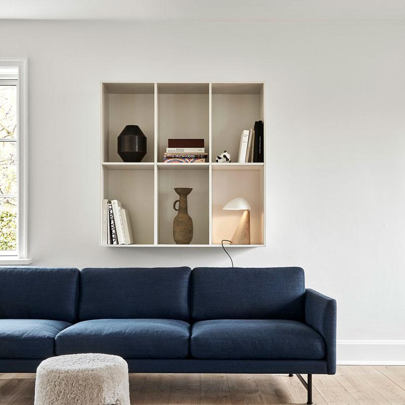 Fredericia Furniture - Calmo Sofa