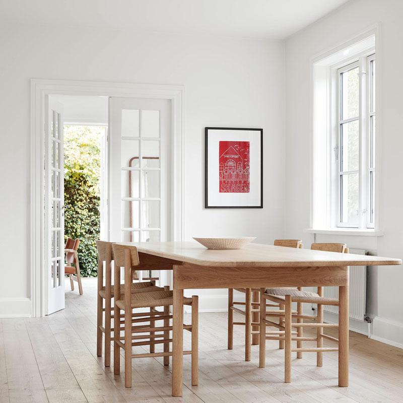 Fredericia Furniture - J39 Folkestolen
