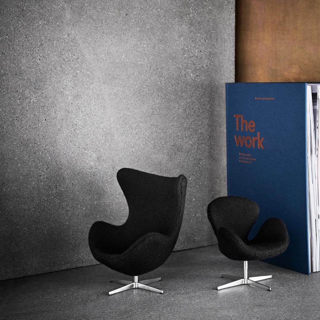 Fritz Hansen - Miniature Swan™, Egg™ og Series 7™ kampagne