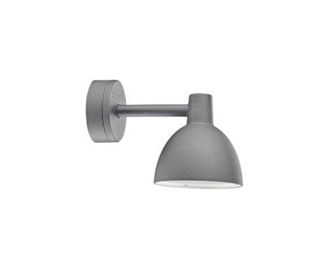 Louis Poulsen - Toldbod 155 - Væglampe - Grå