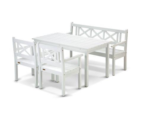 Skagerak - Skagen bord - Hvid