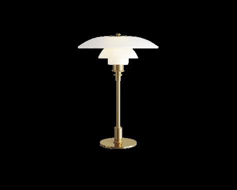 Louis Poulsen - PH 3½-2½ - bordlampe - messing