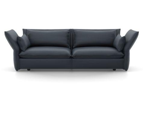 VITRA - MARIPOSA 3 pers. sofa