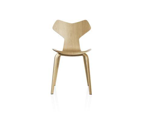 Fritz Hansen - 4130 GRAND PRIX™ - stol - træben - eg