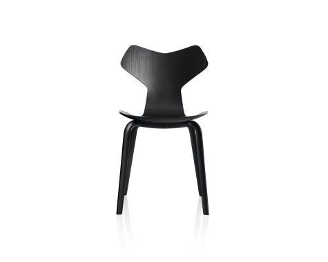 Fritz Hansen - 4130 GRAND PRIX™ - stol - træben - sort