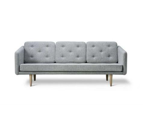 Fredericia Furniture - NO. 1 SOFA - Børge Mogensen