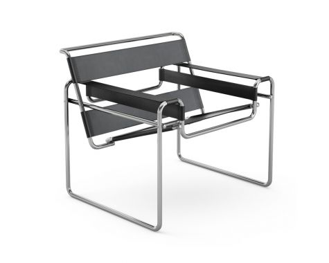 KNOLL - WASSILY LOUNGE STOL - Sort