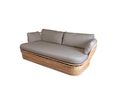 Cane-line - Basket 2-pers. sofa