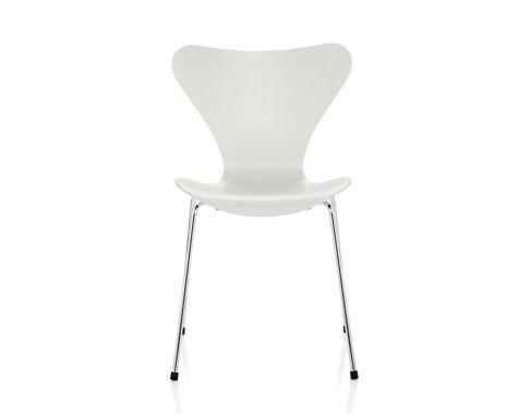 Fritz Hansen - 3107 SERIE 7 - fuldlakeret stol