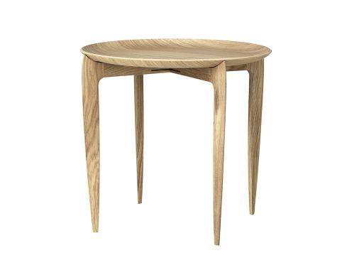 Fritz Hansen - Objects Tray table, eg