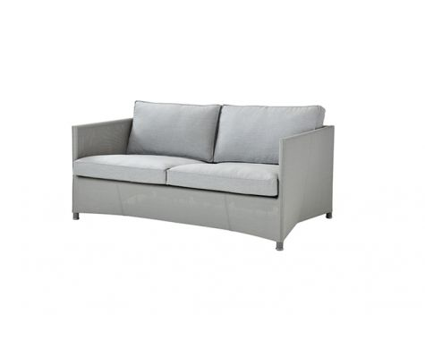 Cane-Line - Diamond 2 pers. sofa
