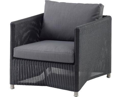 Cane-Line - Diamond lounge stol
