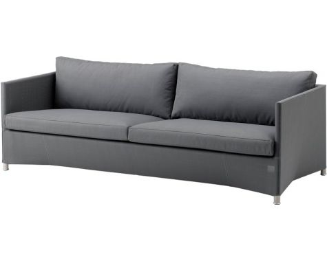 Cane-Line - Diamond 3 pers. sofa