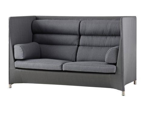 Cane-Line - Diamond highback sofa