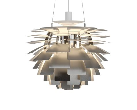 Louis Poulsen - Artichoke - Rustfrit stål