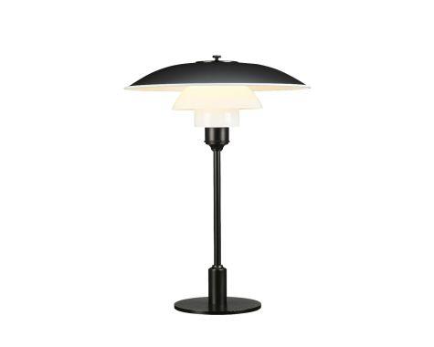 Louis Poulsen PH 3½-2½ Bordlampe - Hvid