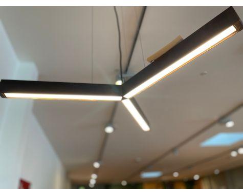 DEMO: Anour - Lampe Model - Y - Bruneret - kobber