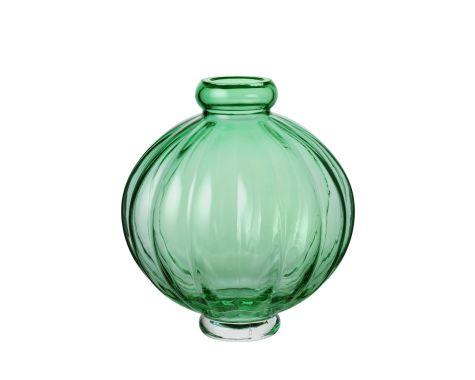 Louise Roe - Balloon Vase #1 - Green