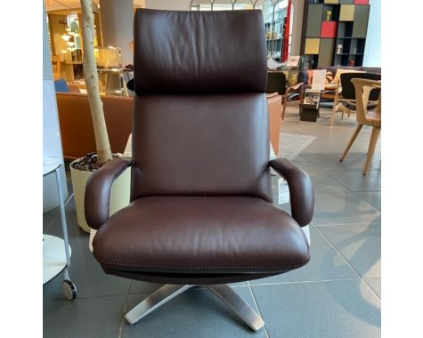 DEMO: Berg Furniture - Nasa Stol - Choko Brun