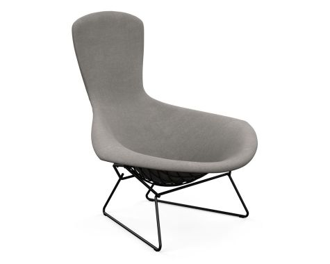 Knoll - Bertoia High Back Chair - Fuldpolsteret