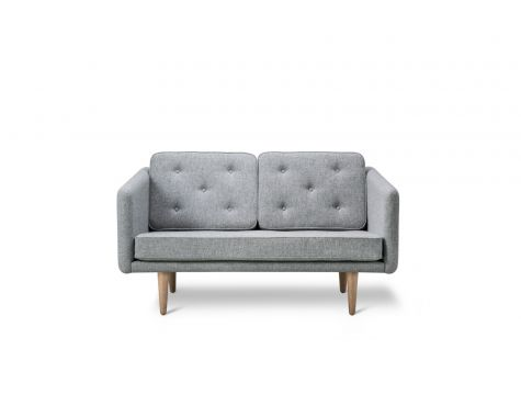 Fredericia Furniture - No. 1 - 2-pers sofa - kampagne
