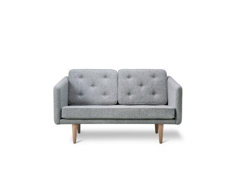 Fredericia Furniture - No. 1 - 2-pers sofa