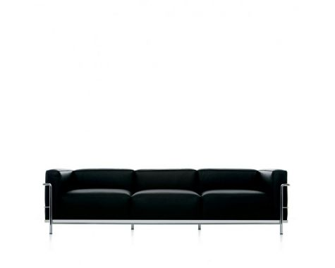 Cassina - LC3 - 3-pers sofa