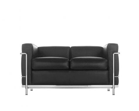 Cassina - LC2 - 2-pers sofa