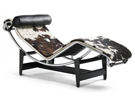 Cassina - LC4 - Chaise longue