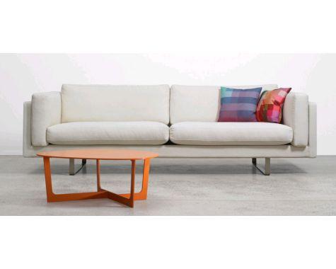 Erik Jørgensen - EJ 280 Pure - 3-pers sofa - Steelcut Trio stof