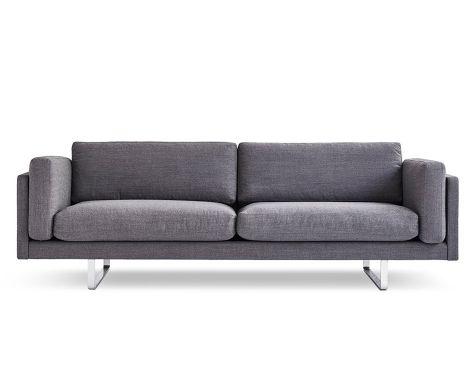 Erik Jørgensen - EJ 280 Pure - 3 pers. sofa - uld