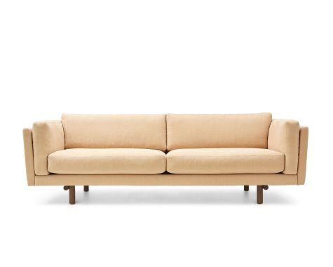 Erik Jørgensen - Indigo - 3-pers sofa - Foss stof