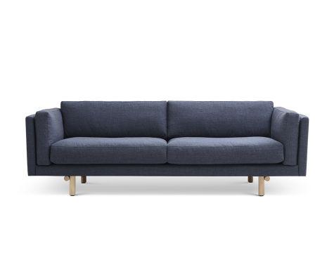 Erik Jørgensen - Indigo - 3-pers sofa - Usomi stof