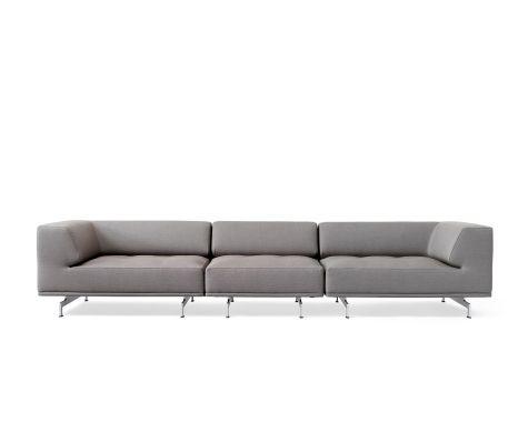 DEMO: Erik Jørgensen - EJ 450 - Delphi Sofa - Fiord Stof