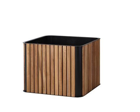 Cane-line - Combine box - blomsterkasse - firkantet