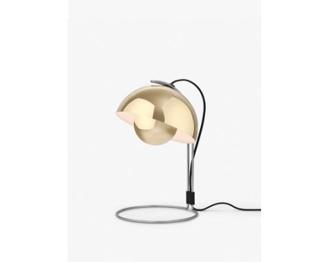 &tradition - Flowerpot VP4 - bordlampe - poleret