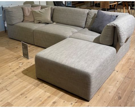 DEMO: Gubi - wonder - modul - sofa - inkl. puf.