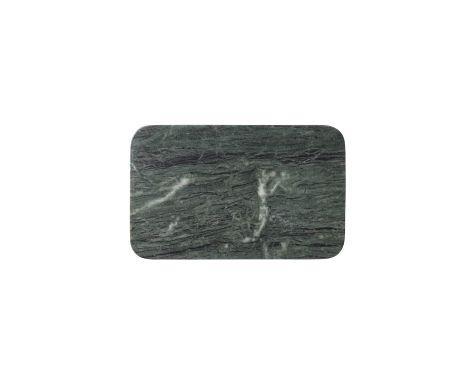 Louise Roe - Gustav Plate - Green Marble