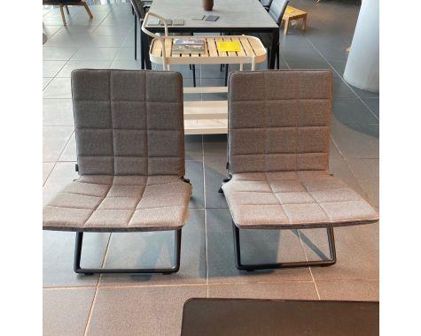 DEMO: Cane-Line Traveller lounge klapstole 2 stk.