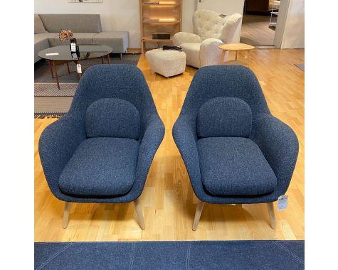 DEMO: Fredericia Furniture FF1774 Swoon lounge petit 2 stk.