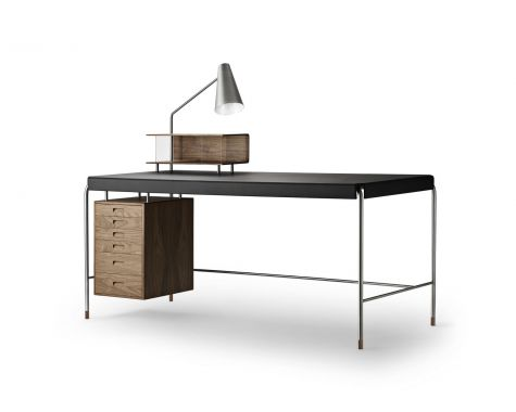 CARL HANSEN & SØN - AJ52 Society table 140x70 cm