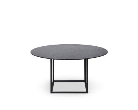 DK3 - Jewel Table - Sort Marquina Marmor