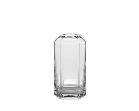 Louise Roe - Jewel Vase - Clear - Lille