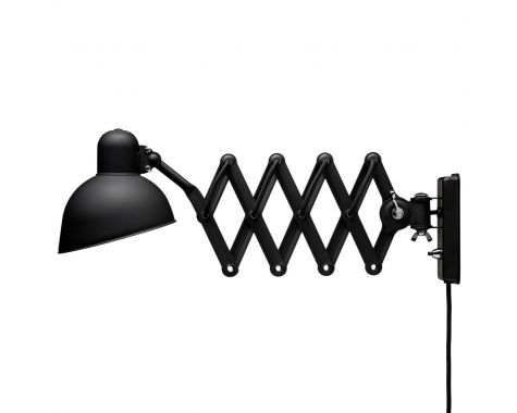 Fritz Hansen - Kaiser Idell væglampe - Sakselampe - 6718-W