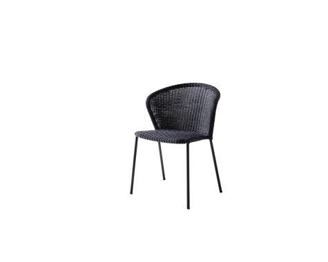 Cane-line - Lean stol u/armlæn