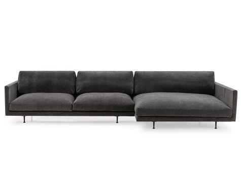 Wendelbo - Maho Modul 1 + 26 - Chaiselong sofa