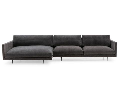 Wendelbo - Maho Modul 2 + 25 - Chaiselong sofa