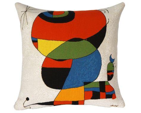 Poulin Design - Miró - Fremme, Oiseau, Etoile - Pude