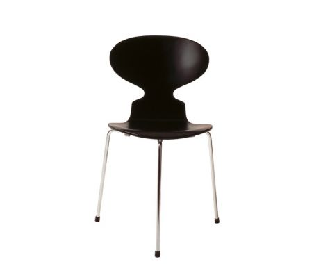 Fritz Hansen - 3100 Myren - sort ask